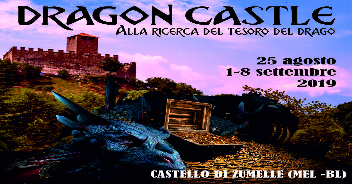 dragon castle evento fb
