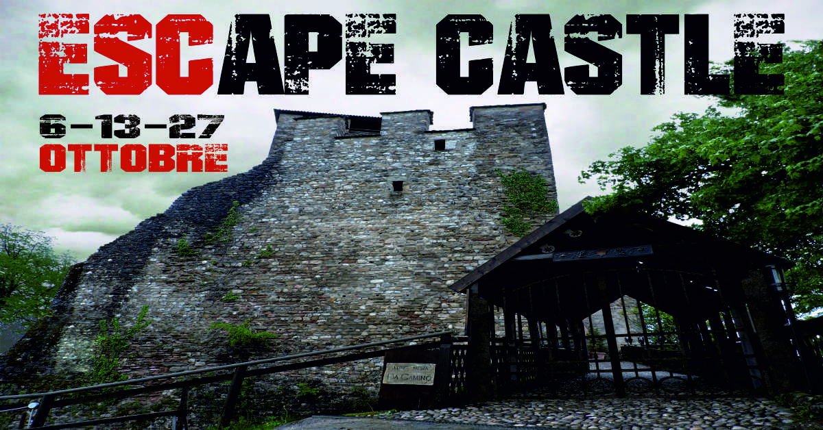 escape castle evento fb